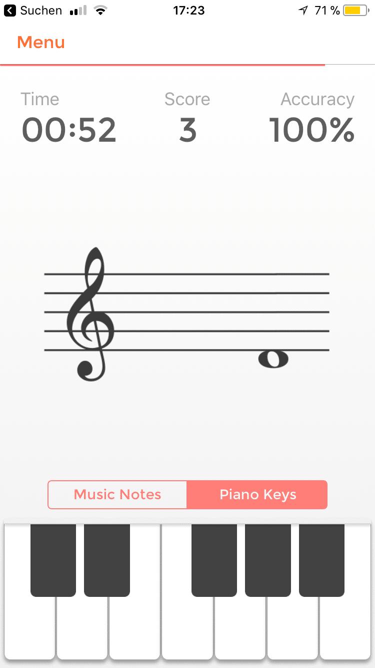 App-Tipp Klavierunterricht: Music Tutor