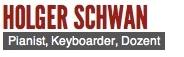 Holger Schwan – Pianist, Keyboarder, Klavierunterricht in Köln und online