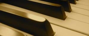 Klaviertasten Darstellung Keyboardunterricht Köln