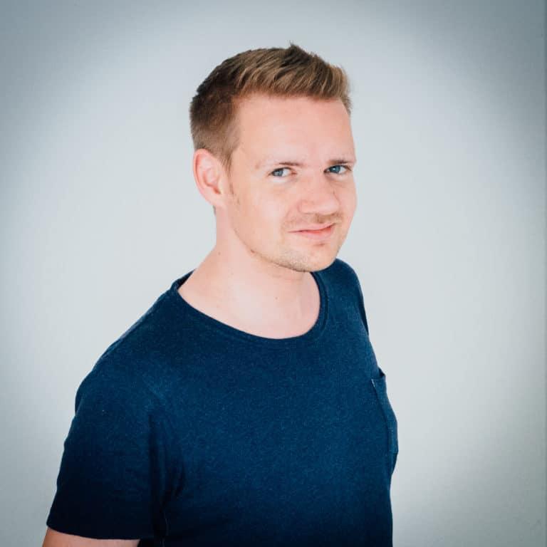 Holger Schwan Portrait